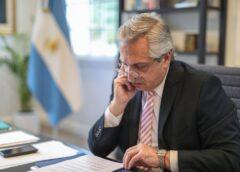 Cooperativas de trabajo pidieron una audiencia urgente con el Presidente Alberto Fernández