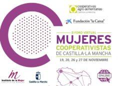 Gran participación en el II Foro virtual de Mujeres Cooperativistas de Castilla-La Mancha